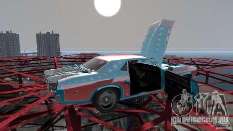 Afterburner Flatout UC для GTA 4 салон