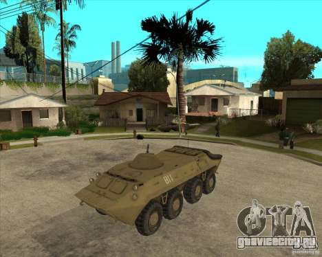 БТР из S.T.A.L.K.E.R для GTA San Andreas
