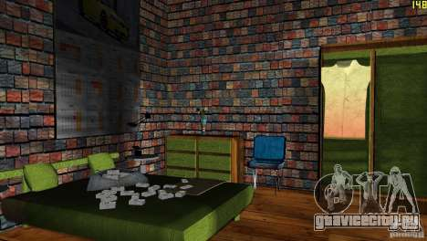 Ретекстур номера в отеле для GTA Vice City второй скриншот
