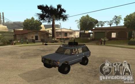 Range Rover Off Road для GTA San Andreas