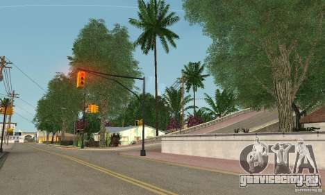 Green Piece v1.0 для GTA San Andreas третий скриншот