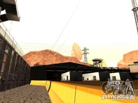 Prison Mod для GTA San Andreas пятый скриншот