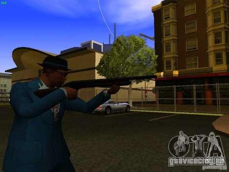 Remington 870 Action Express для GTA San Andreas четвёртый скриншот