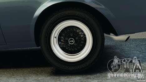 Buick GNX 1987 для GTA 4 вид сверху