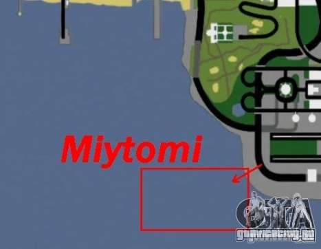 Miytomi для GTA San Andreas пятый скриншот