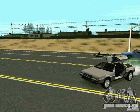 GTA 4 Road Las Venturas для GTA San Andreas девятый скриншот