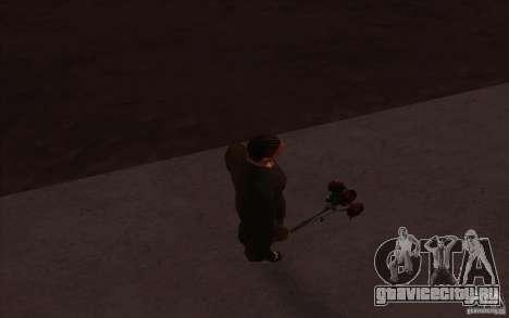 Flowers HD для GTA San Andreas третий скриншот