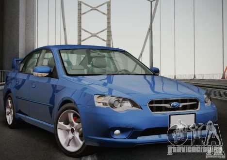 Subaru Legacy 2004 v1.0 для GTA San Andreas