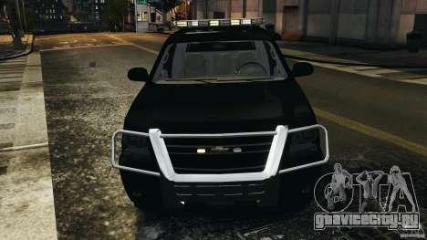 Chevrolet Avalanche 2007 [ELS] для GTA 4 вид снизу