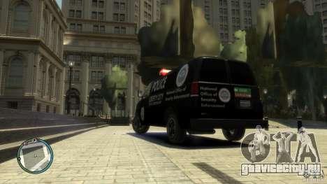 Noose Van V3 для GTA 4 вид слева