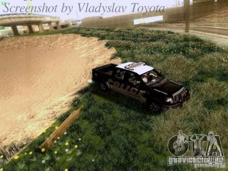 Ford F-150 Interceptor для GTA San Andreas вид сбоку