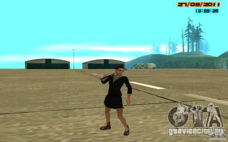 SkinHeads Pack для GTA San Andreas шестой скриншот