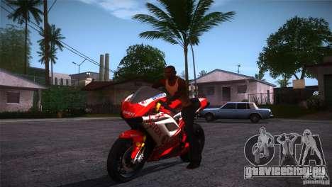 Ducati 1098 для GTA San Andreas