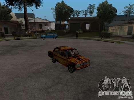 ВАЗ 2106 из игры S.T.A.L.K.E.R. для GTA San Andreas вид справа