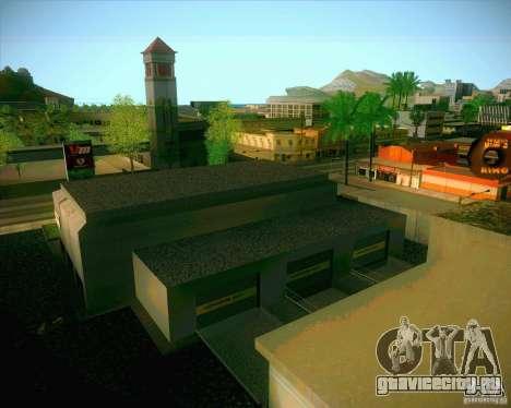 Новые текстуры All Saints General Hospital для GTA San Andreas четвёртый скриншот