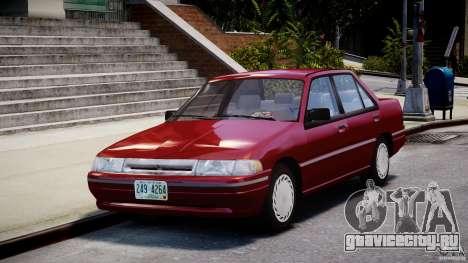 Mercury Tracer 1993 v1.0 для GTA 4