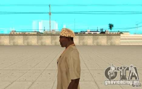 Бандана yendex для GTA San Andreas второй скриншот