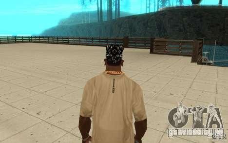 Бандана skills для GTA San Andreas третий скриншот
