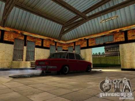 ВАЗ 2106 old для GTA San Andreas вид сзади слева