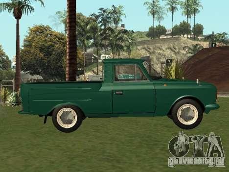 ИЖ 27151 PickUp для GTA San Andreas вид слева