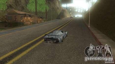 Качественные дороги в LS для GTA San Andreas четвёртый скриншот