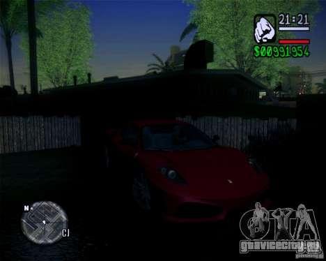 Новая графика в игре 2011 для GTA San Andreas четвёртый скриншот