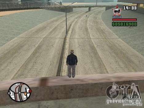 Todas Ruas v3.0 (Las Venturas) для GTA San Andreas седьмой скриншот