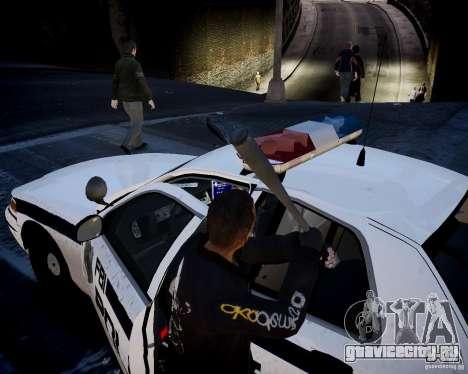Bad Niko для GTA 4 третий скриншот