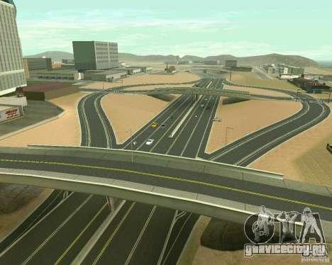 GTA 4 Road Las Venturas для GTA San Andreas одинадцатый скриншот