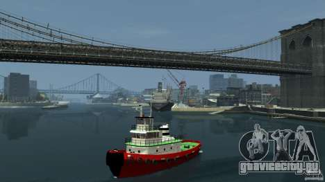 TUG Texture and Handling для GTA 4