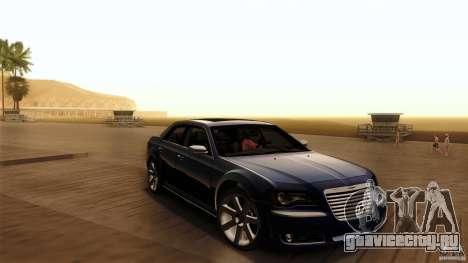 Chrysler 300C V8 Hemi Sedan 2011 для GTA San Andreas вид сбоку