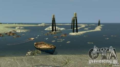 4x4 Trail The Reef для GTA 4