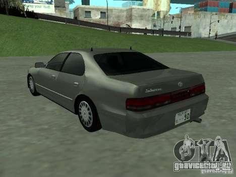 Toyota Cresta JZX 90 для GTA San Andreas вид слева
