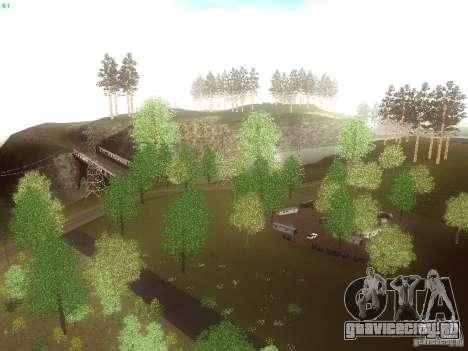 Spring Season v2 для GTA San Andreas восьмой скриншот