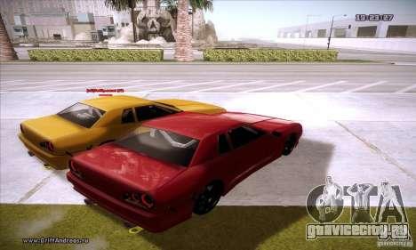 ENBSeries v5.0 Baby Blue для GTA San Andreas шестой скриншот
