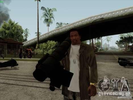 Javelin для GTA San Andreas третий скриншот