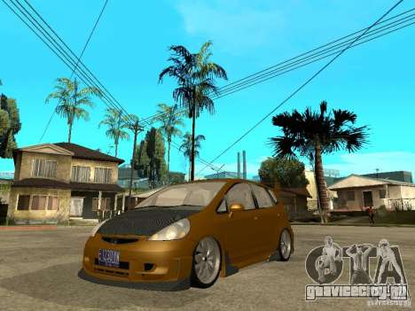 Honda Jazz Sport для GTA San Andreas