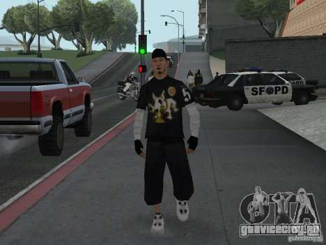Cops skinpack для GTA San Andreas четвёртый скриншот