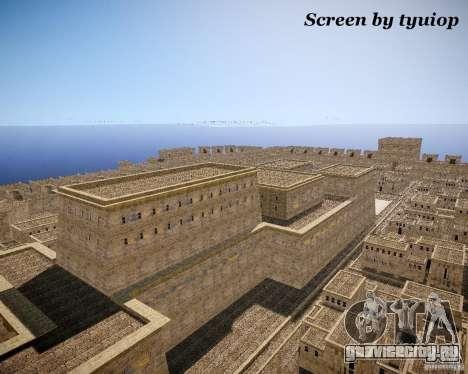 Ancient Arabian Civilizations v1.0 для GTA 4 пятый скриншот