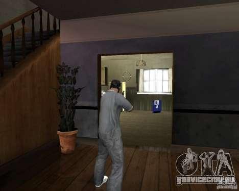 ShotGun для GTA San Andreas третий скриншот