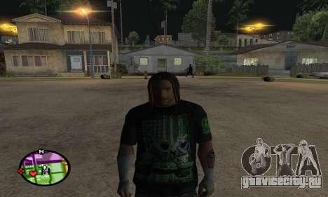 Triple H для GTA San Andreas третий скриншот