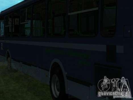 ЛиАЗ 5256-25 для GTA San Andreas вид слева