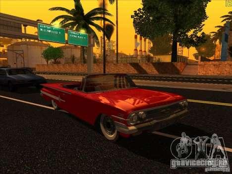 ENBSeries v1.6 для GTA San Andreas седьмой скриншот