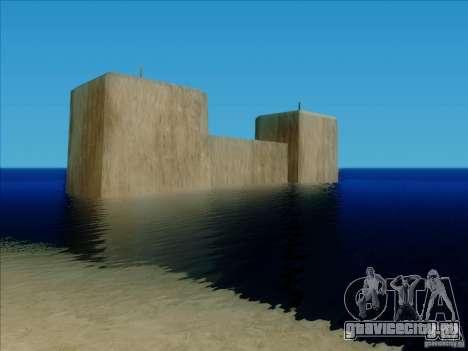 ENB v1.01 для мощных ПК для GTA San Andreas пятый скриншот