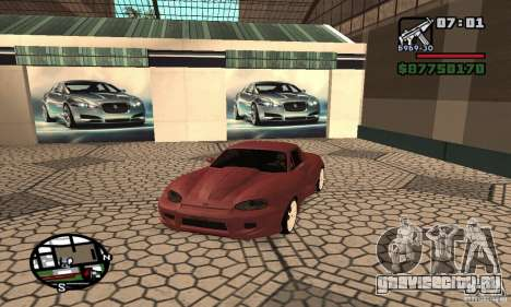 Mazda MX-5 Tuning для GTA San Andreas