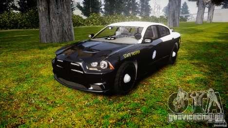 Dodge Charger 2012 Florida Highway Patrol [ELS] для GTA 4