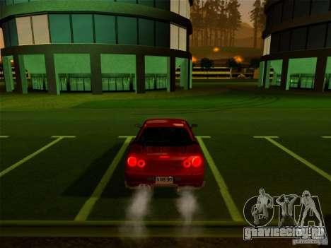 Nissan Skyline GT-R 34 для GTA San Andreas