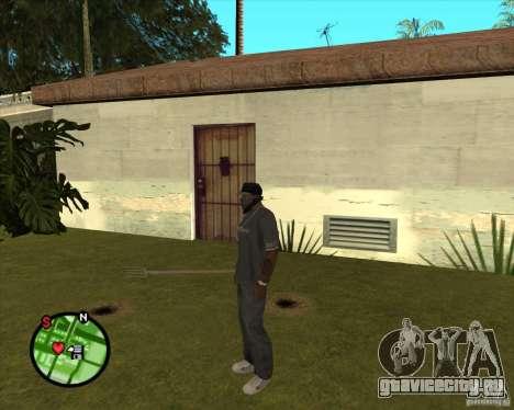 Вилы для GTA San Andreas третий скриншот