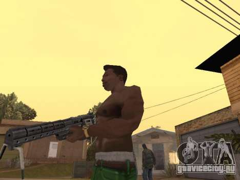 Bianchi FA-6 для GTA San Andreas третий скриншот