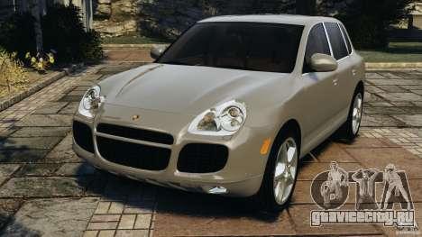 Porsche Cayenne Turbo 2003 для GTA 4